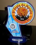 Troféu-Melhor texto-Aluno Miguel Bispo Carvalho
