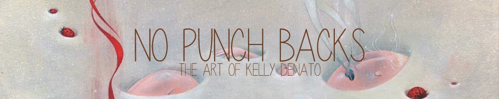 No Punch Backs - the blog of Kelly Denato