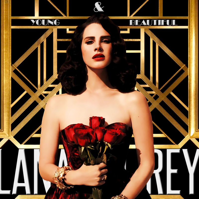 Lana Del Rey - Young and Beautiful Lyrics