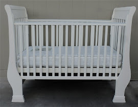 Pottery Barn Crib (SOLD)