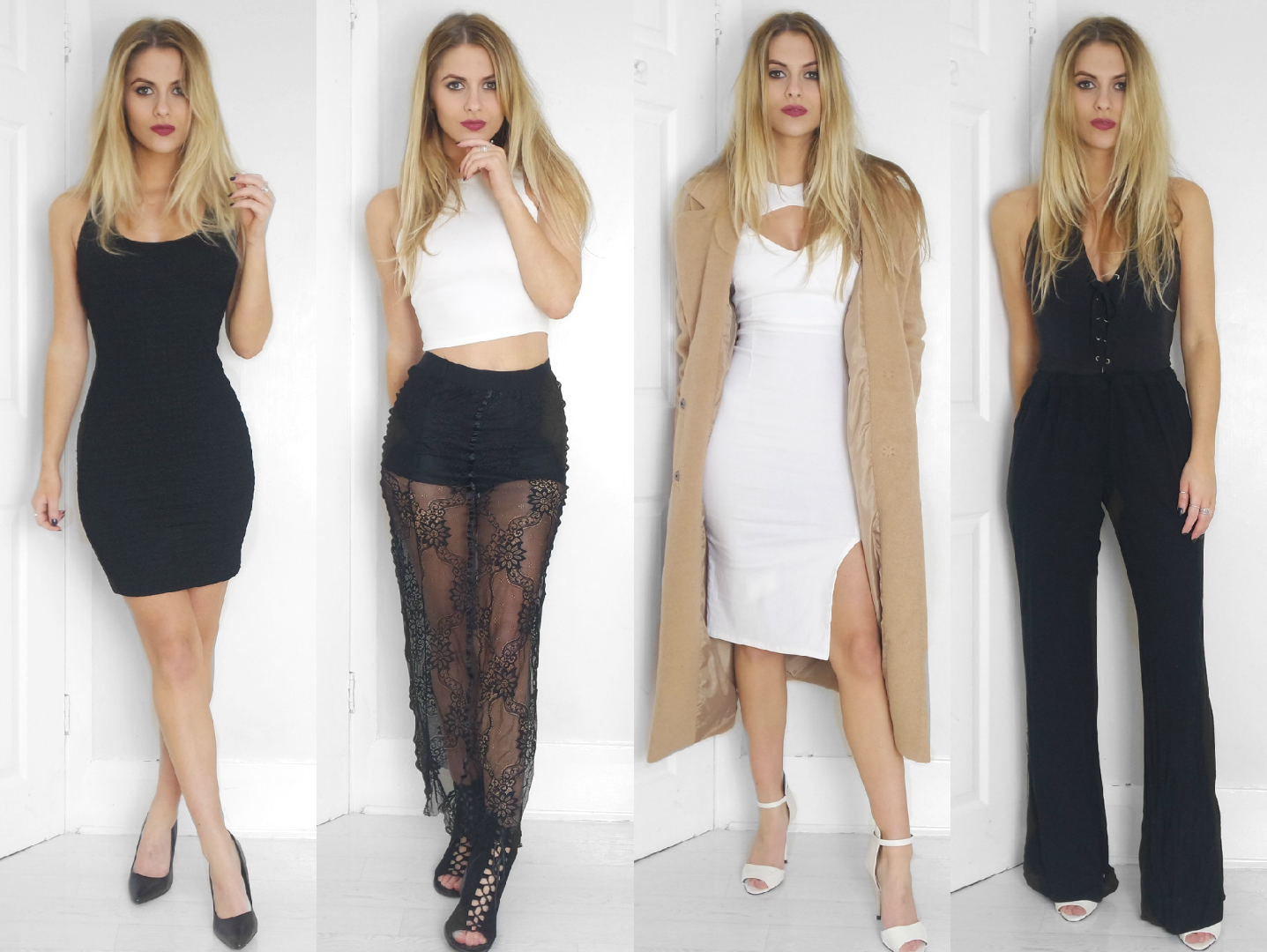 LAST MINUTE CHRISTMAS PARTY OUTFITS | Fashion Influx