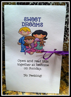 You can also send students home with a bedtime story to read with their parents after making it through their first week of school.