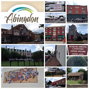 A fun day in Abingdon, VA