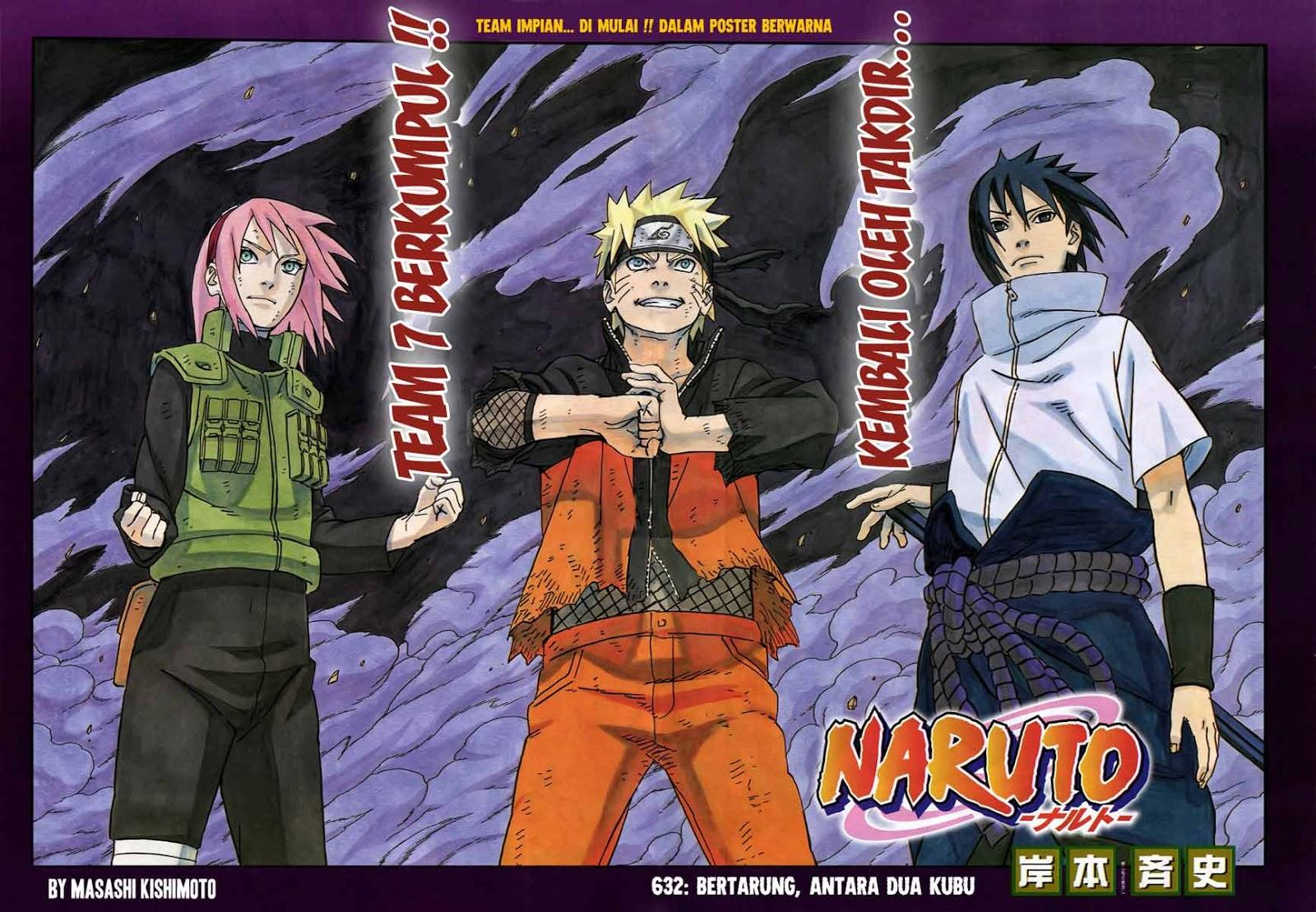 Naruto 632 Indonesia