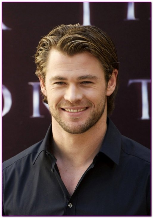 HairStyles Chris Hemsworth Hairstyle Pictures 2012