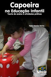 Livro: Capoeira na educação infantil
