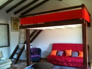A casa di sinele - Mezzanine deux places ...