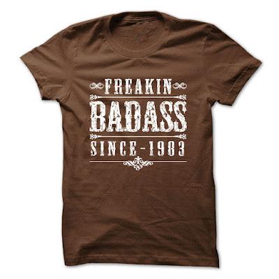 Freakin BadAss Since 1983