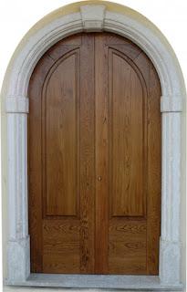 Arco struttura portante ad asse curvilineo di porte,portoni, finestre, ponti, dighe ecc.