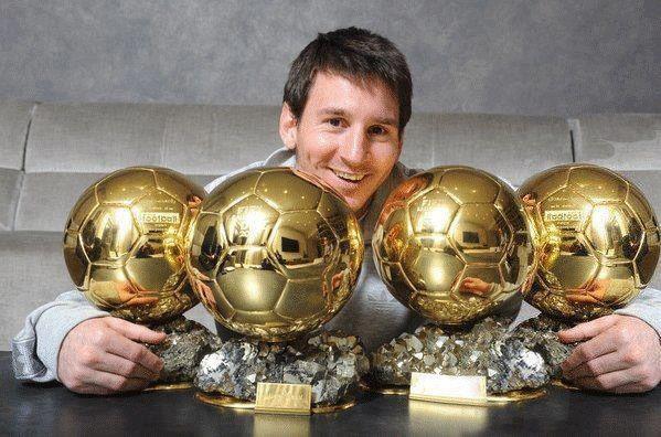 Messi, el mejor jugador de la historia..