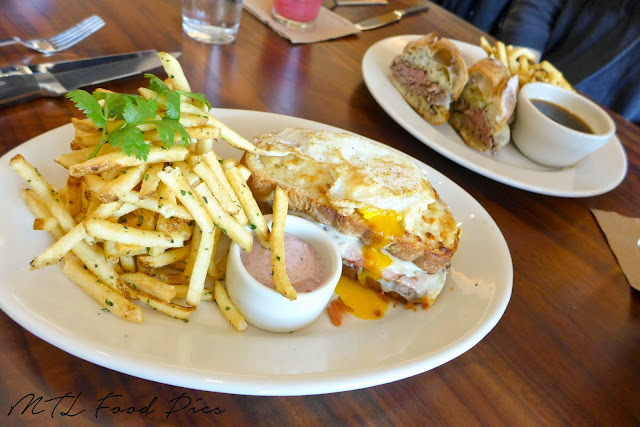 Croque-Madame - French food Ottawa