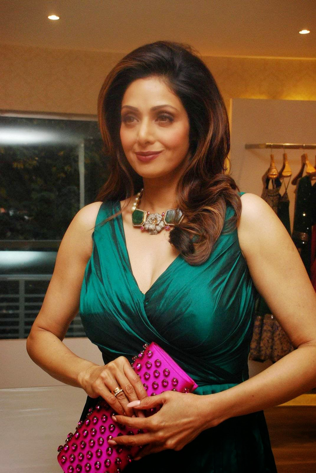 Shooting wrapped up for Late Sridevi
