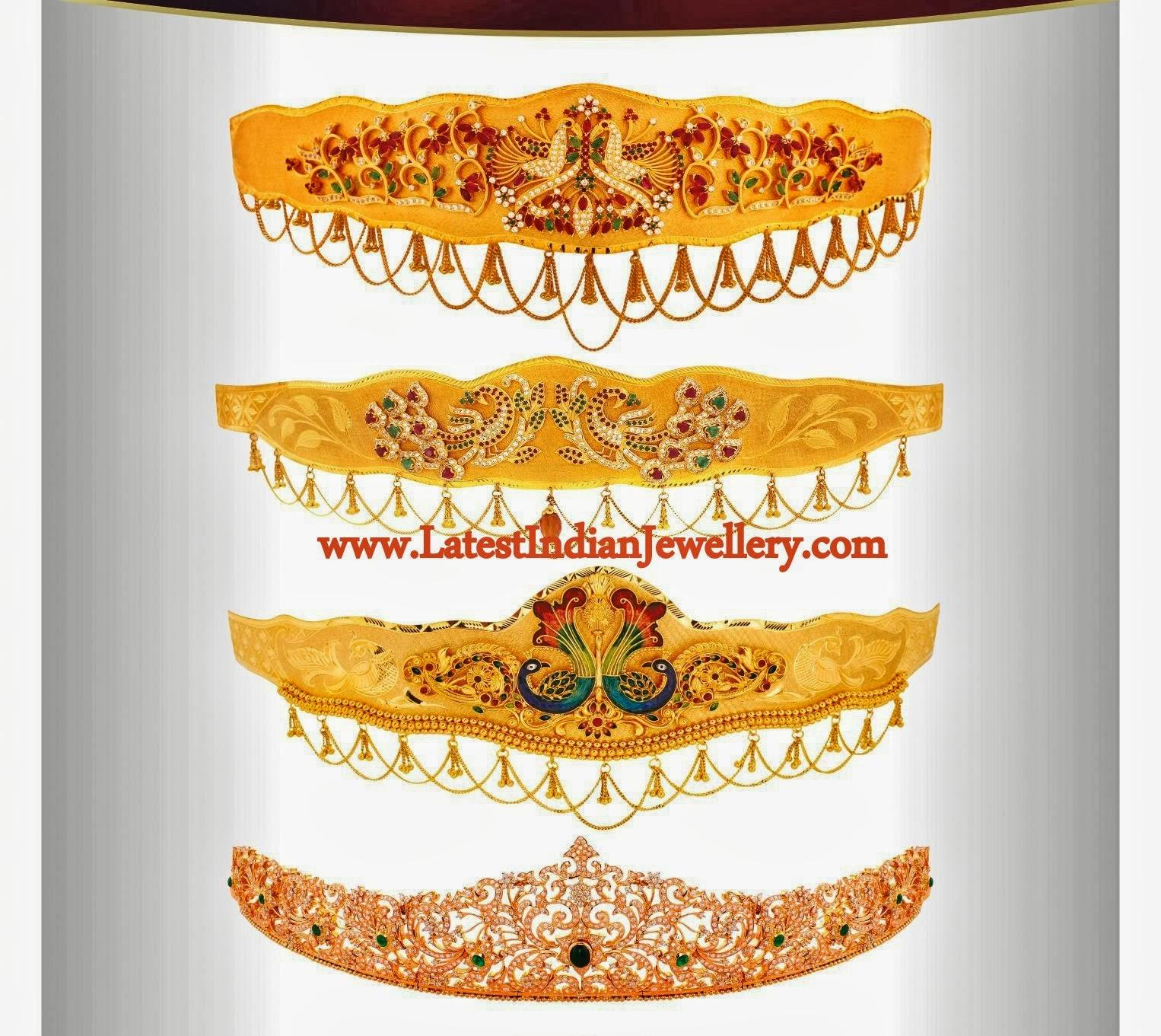 Different Designs of Waist Belts