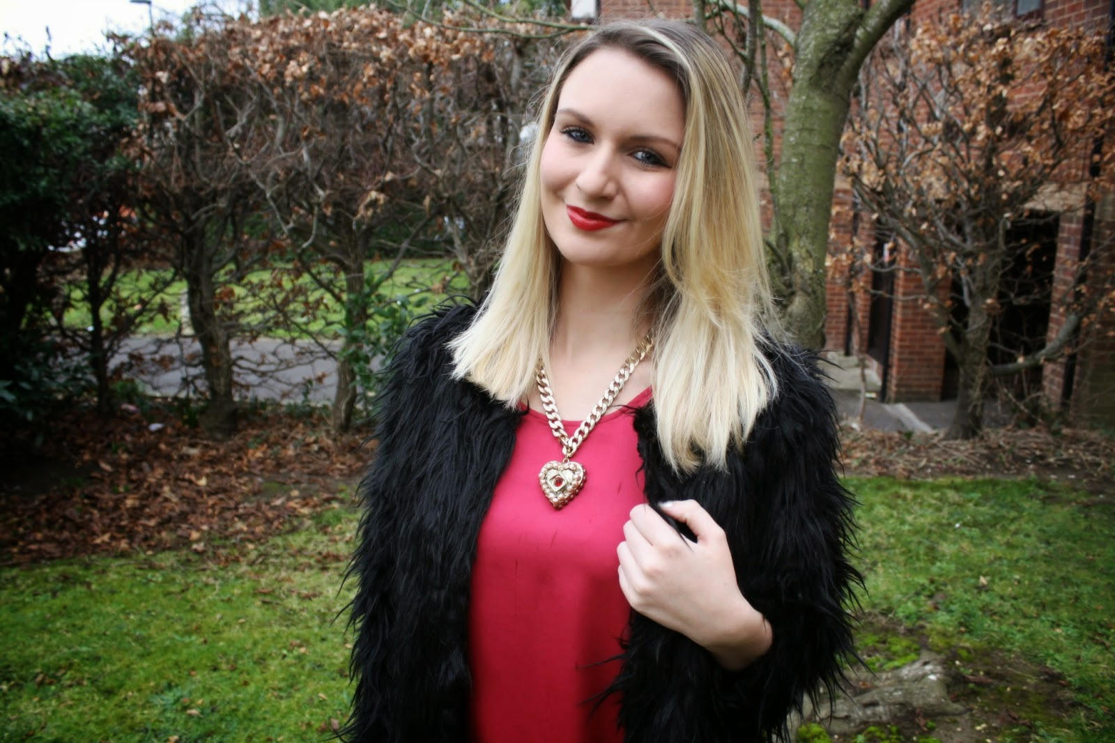 The British Heart Foundation #WearItBeatIt fundraising campaign, charity, #TSOPxBHF, fashion blogger