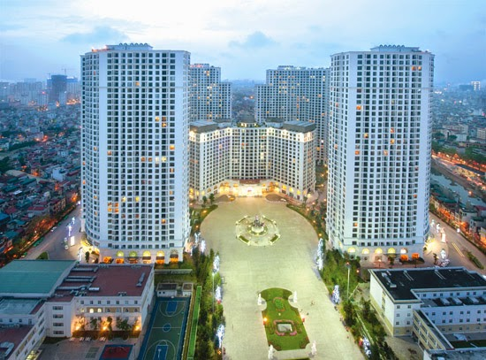 Mở bán tòa R6 -Vinhomes Royal City với giá từ 2,3 tỷ đồng
