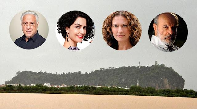 Velho Chico | Novela das 9 | Gshow | Globo