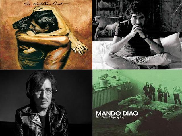 Dieguitos y Mafaldas (Spotify Enero)