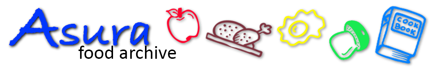 Asura's Food Archive