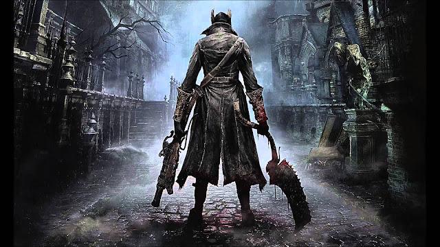 bloodborne, los mejores videojuegos de 2015