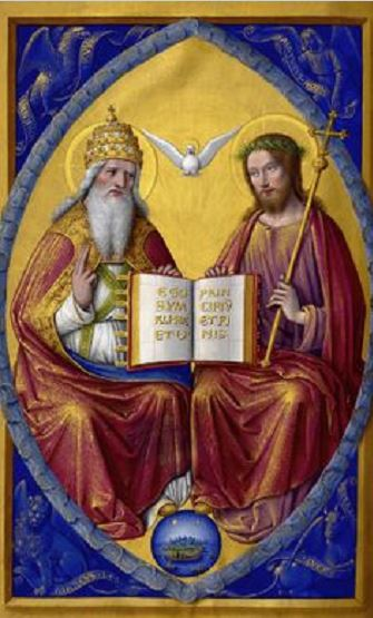 SOLEMNITY OF THE MOST HOLY TRINITY - IS-SOLENNITÀ TAT-TRINITÀ QADDISA