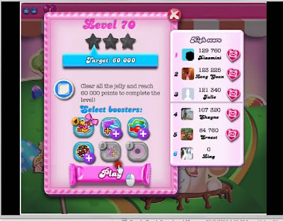 how do i do a quest in candy crush saga arqade