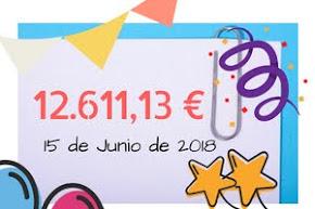 TENEMOS QUE CONSEGUIR 12.000 € Y... ¡¡¡LO HEMOS CONSEGUIDO!!!