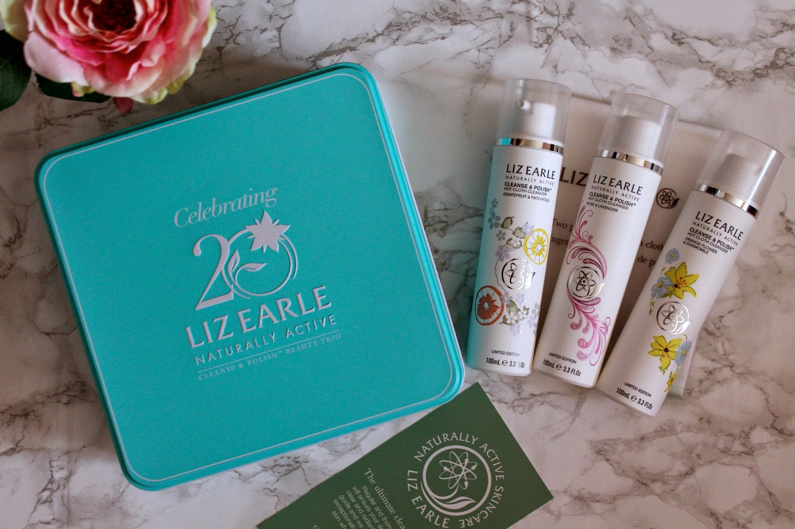 liz earle limited edition tin