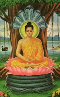 a Buddhist