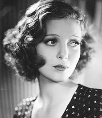 Abbey - Actress in the 1930s