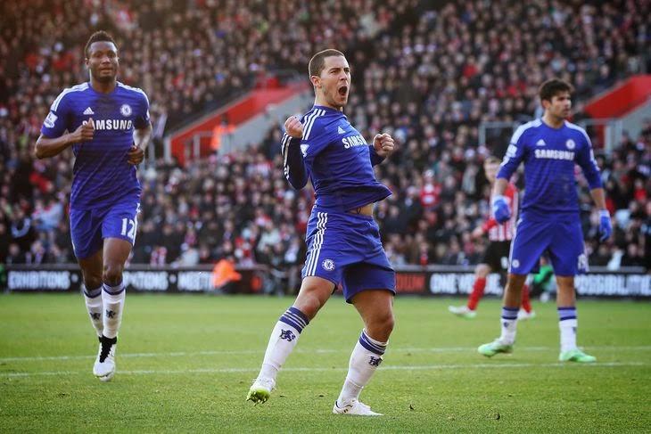 Chelsea concède le match nul contre Southampton (1-1)