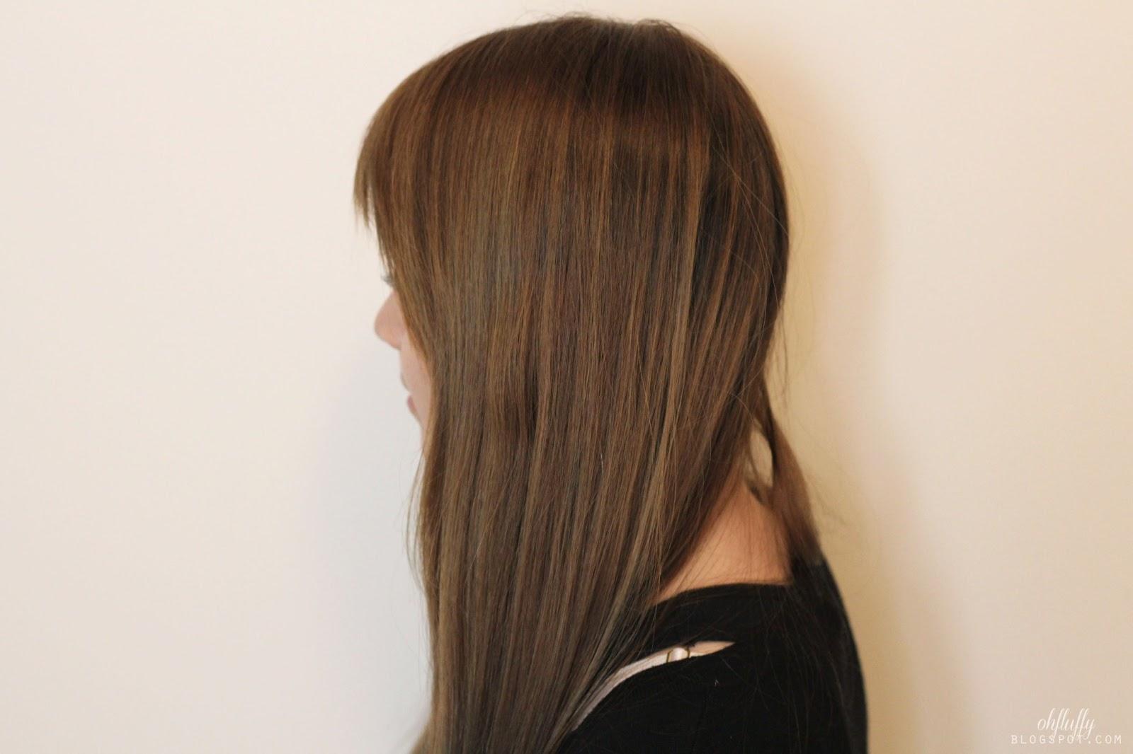 Light Ash Brown Hair With Liese Prettia High Bleach