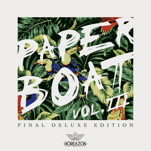 Horeazon - Paper Boat Vol. 3
