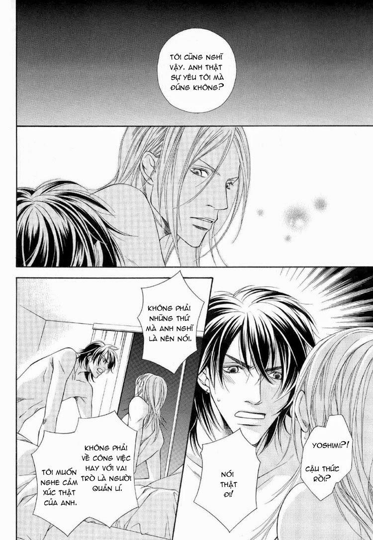 TruyenHay.Com - Ảnh 8 - Gokujou no Koibito Chương 20 - END