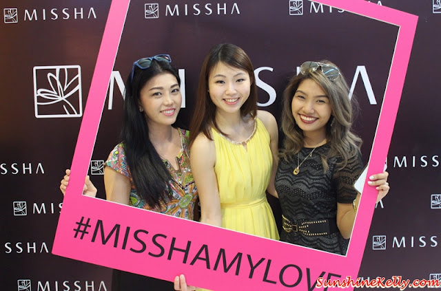 K-Beauty, Missha Malaysia, Sunway Pyramid, Missha, Korean Cosmetics