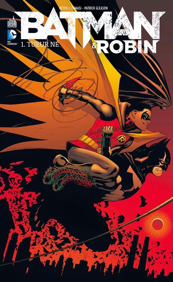 Criticomics, le blog ! Batman-et-Robin-Tome-1