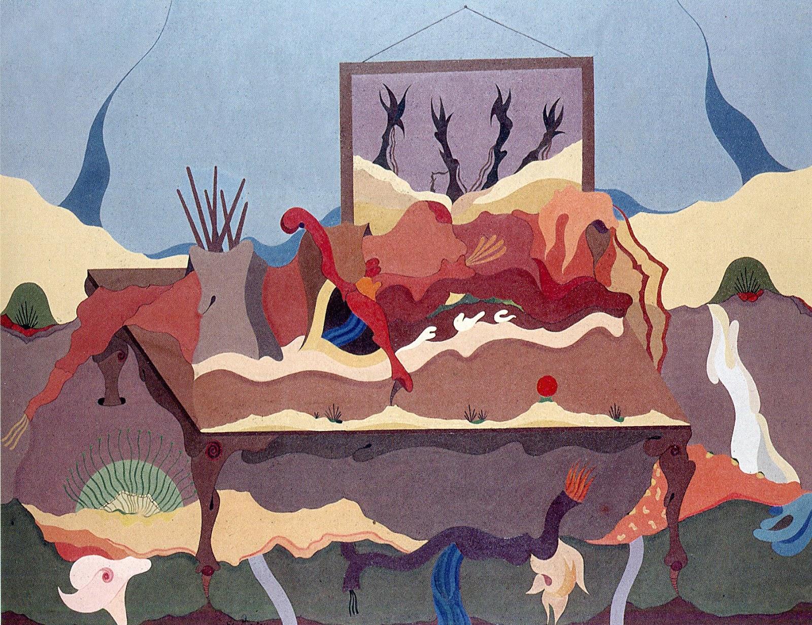Resultado de imagen para Jorge Camacho pinturas