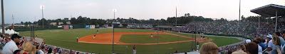 Photo of Capital City Stadium in Columbia South Carolina