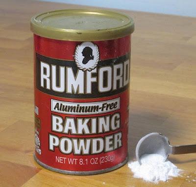Perbedaan Baking Powder dengan Baking Soda