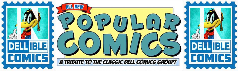 Dell Comics is BACK!