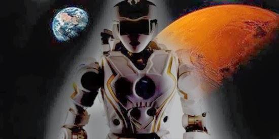 'Iron Man' Akan Diluncurkan NASA Menuju Planet Mars