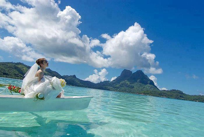 Bora Bora Island French Polynesia  city photo : INFORMATION AT INTERNET: Bora Bora island in French Polynesia