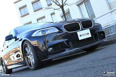 BMW 5-Series M Sport Tune