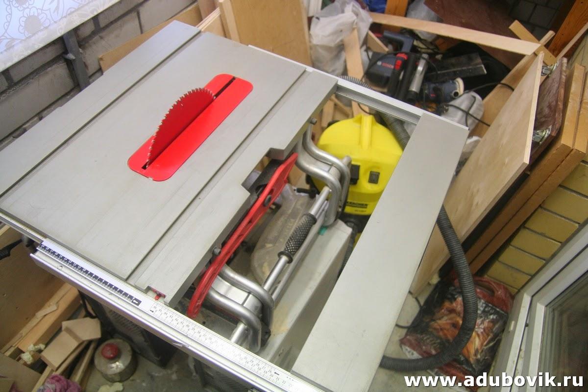 расширение пильного стола Bosch GTS10J