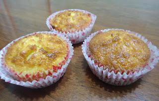 muffin alle mele (con mela grattuggiata)