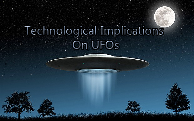 Technological Implications On UFOs