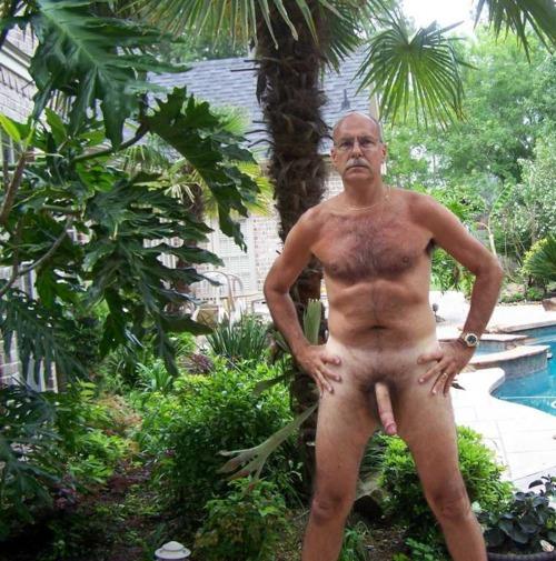 Gay Silver Grandpa Big Cocks