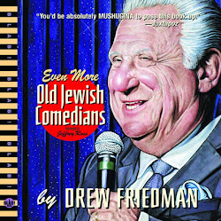 "Order ""Even More Old Jewish Comedians"", with a foreword by Jeff Ross"