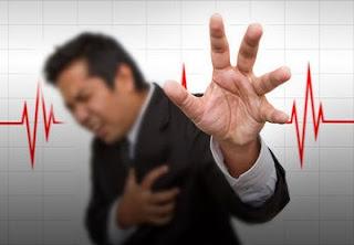 Gejala Penyakit Jantung dan Serangan Jantung