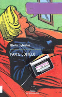 cubeta do libro Pan e coitelo