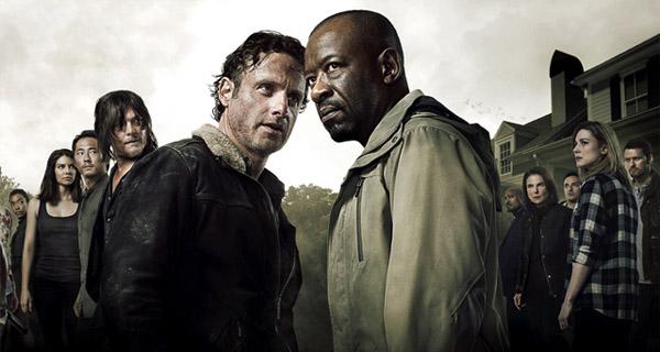 Sexta temporada The Walking Dead